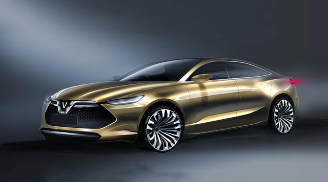 Ngắm nhìn 20 mẫu ô tô mà VinFast tung ra để khách hàng Việt có thể bình chọn chiếc thích nhất - Ảnh 3.