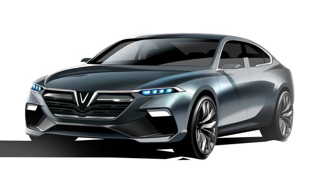 Ngắm nhìn 20 mẫu ô tô mà VinFast tung ra để khách hàng Việt có thể bình chọn chiếc thích nhất - Ảnh 4.
