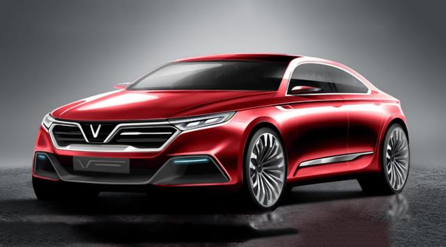 Ngắm nhìn 20 mẫu ô tô mà VinFast tung ra để khách hàng Việt có thể bình chọn chiếc thích nhất - Ảnh 5.