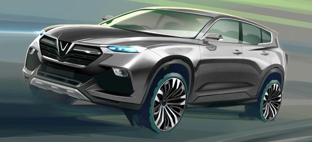 Ngắm nhìn 20 mẫu ô tô mà VinFast tung ra để khách hàng Việt có thể bình chọn chiếc thích nhất - Ảnh 14.
