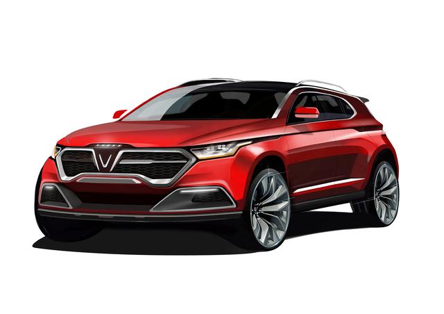 Ngắm nhìn 20 mẫu ô tô mà VinFast tung ra để khách hàng Việt có thể bình chọn chiếc thích nhất - Ảnh 15.