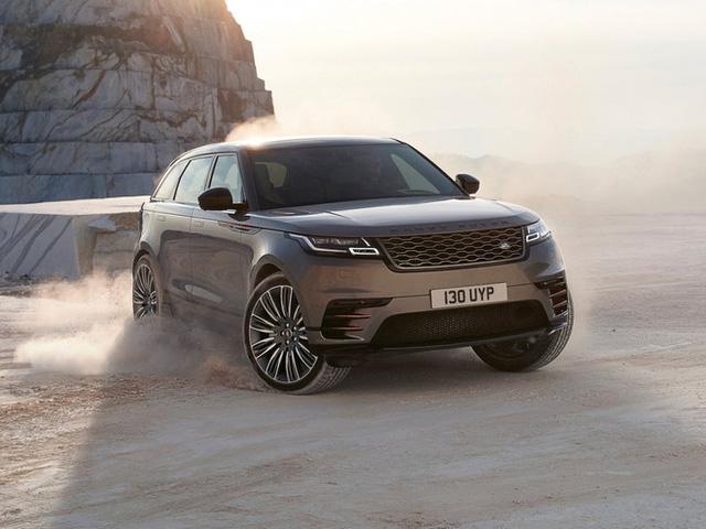 Cận cảnh Range Rover Velar, mẫu SUV được trang bị mọi công nghệ hot nhất thời điểm hiện tại - Ảnh 11.