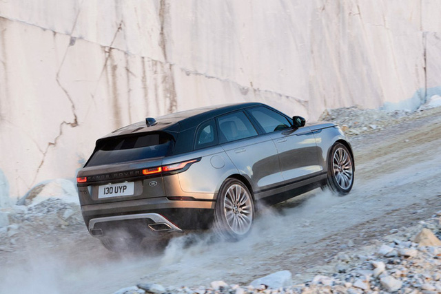 Cận cảnh Range Rover Velar, mẫu SUV được trang bị mọi công nghệ hot nhất thời điểm hiện tại - Ảnh 12.