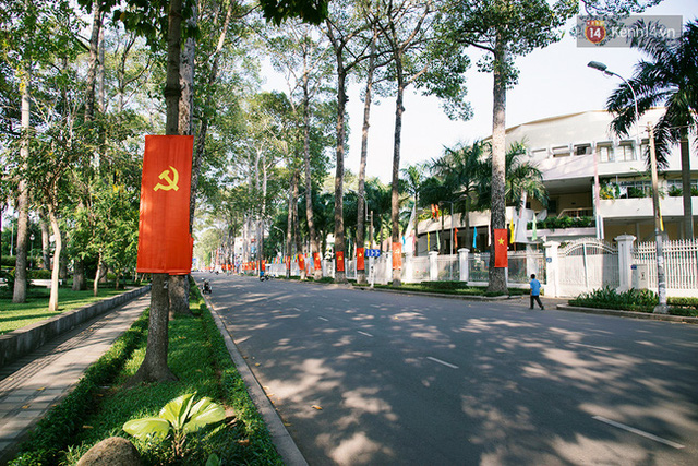 Có những ngày như thế: Sài Gòn không còi xe, khói bụi và không ùn tắc lúc 5 giờ chiều - Ảnh 18.