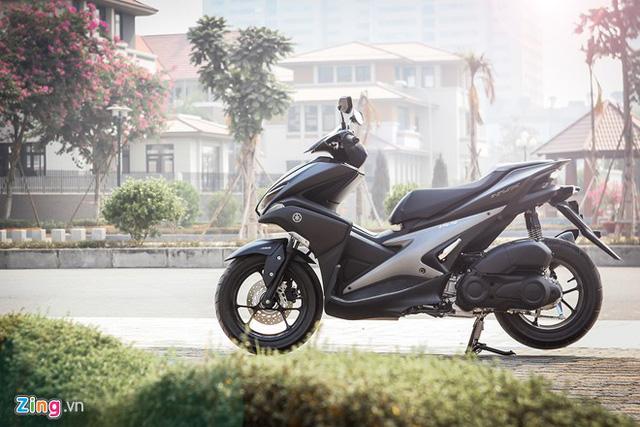 Giá xe máy Honda, Yamaha sau Tết giảm mạnh - Ảnh 2.