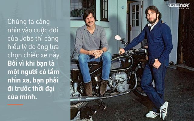 Chiếc xe máy của Steve Jobs đã truyền cảm hứng cho những thiết kế của Apple như thế nào - Ảnh 3.