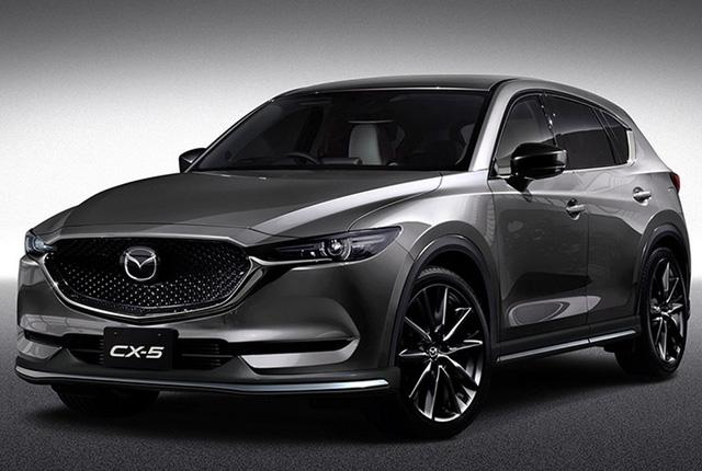 Mazda CX-5 giảm giá kỷ lục về dưới 800 triệu - Ảnh 2.