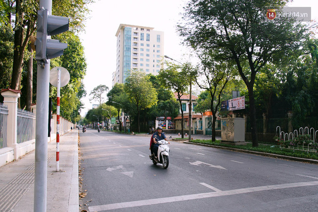 Có những ngày như thế: Sài Gòn không còi xe, khói bụi và không ùn tắc lúc 5 giờ chiều - Ảnh 5.