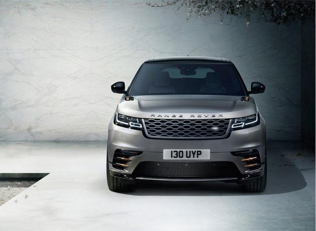 Cận cảnh Range Rover Velar, mẫu SUV được trang bị mọi công nghệ hot nhất thời điểm hiện tại - Ảnh 4.