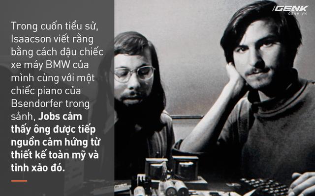 Chiếc xe máy của Steve Jobs đã truyền cảm hứng cho những thiết kế của Apple như thế nào - Ảnh 4.