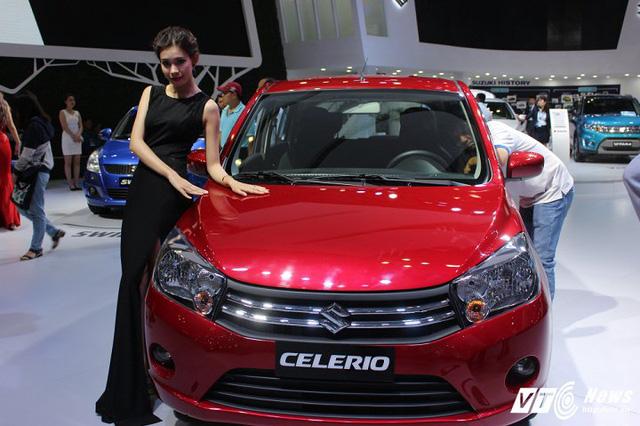Dù giảm giá sâu nhưng doanh số của Suzuki vẫn tụt lùi - 02