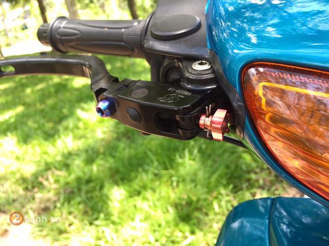 Honda Wave 110 của biker miền Tây được trang bị nhiều đồ chơi đắt tiền - Ảnh 3.