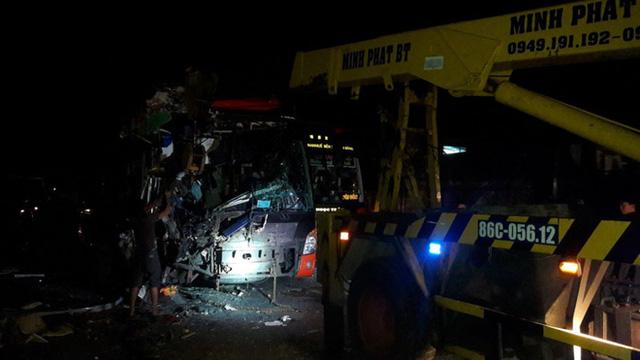 3 xe khách giường nằm tông nhau, ít nhất 3 người chết - Ảnh 4.