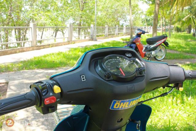 Honda Wave 110 của biker miền Tây được trang bị nhiều đồ chơi đắt tiền - Ảnh 4.