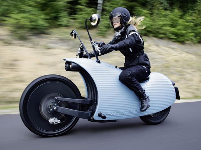 9 xe máy điện tốt nhất thế giới - Ảnh 7.