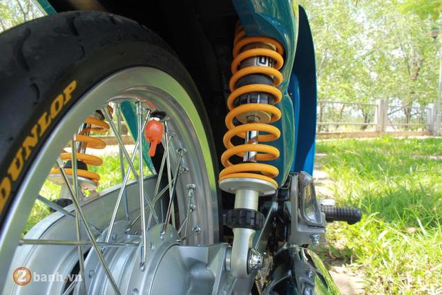 Honda Wave 110 của biker miền Tây được trang bị nhiều đồ chơi đắt tiền - Ảnh 5.