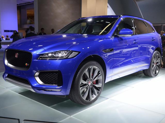 Cận cảnh Range Rover Velar, mẫu SUV được trang bị mọi công nghệ hot nhất thời điểm hiện tại - Ảnh 8.