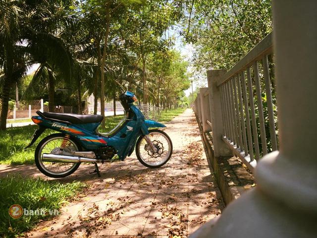 Honda Wave 110 của biker miền Tây được trang bị nhiều đồ chơi đắt tiền - Ảnh 6.