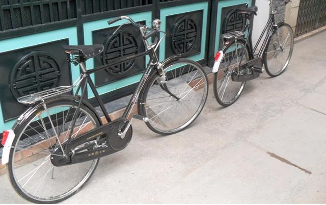 Huyền thoại xe đạp Phượng Hoàng trở lại, giá 4 triệu Đồng - Ảnh 9.