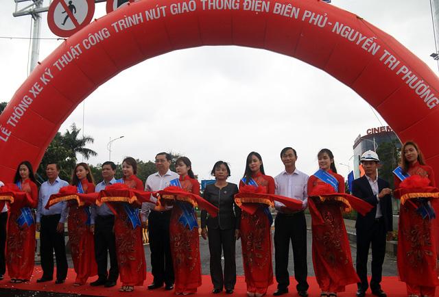 Cận cảnh hầm chui 120 tỷ vừa được thông xe, chấm dứt chuỗi ngày ùn tắc nghiêm trọng tại cửa ngõ Đà Nẵng - Ảnh 9.