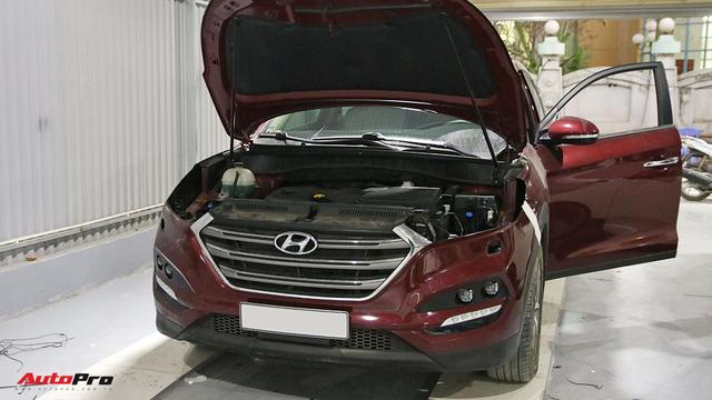 """Độ projector gầm - giải pháp cải thiện ánh sáng ô tô mà không cần phá đèn chiếu sáng """"zin"""""""