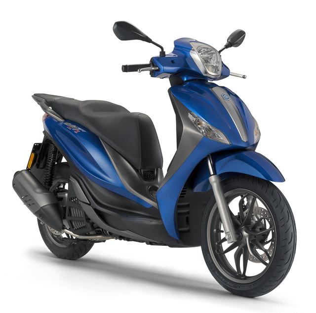 Cạnh tranh Honda SH dịp cuối năm, Piaggio Medley giảm 5 triệu đồng - Ảnh 1.