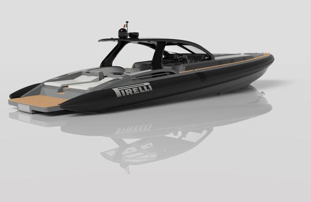 Hãng lốp Pirelli sắp ra mắt du thuyền thứ 2 của riêng mình - Ảnh 3.