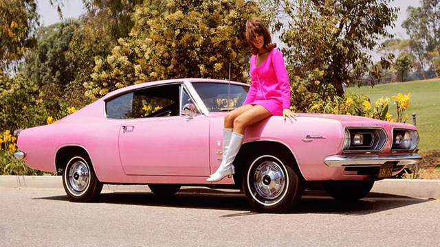 Tạp chí Playboy thực chất lấy tên từ một hãng xe hơi - Ảnh 6.