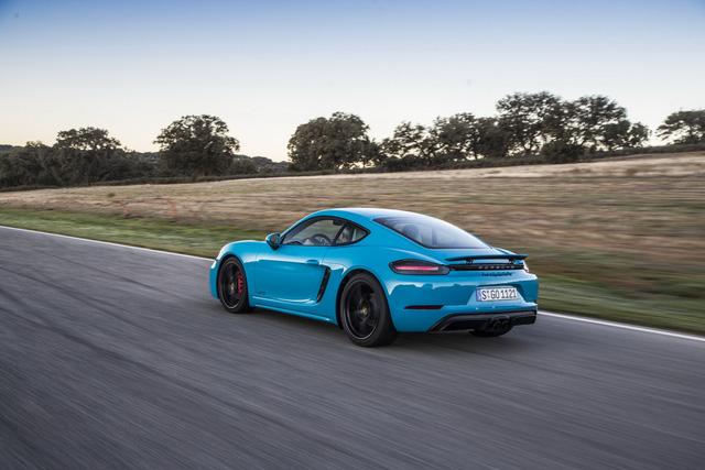 Bộ đôi Porsche 718 Cayman và 718 Boxster thêm bản GTS hớp hồn dân mê tốc độ - Ảnh 1.