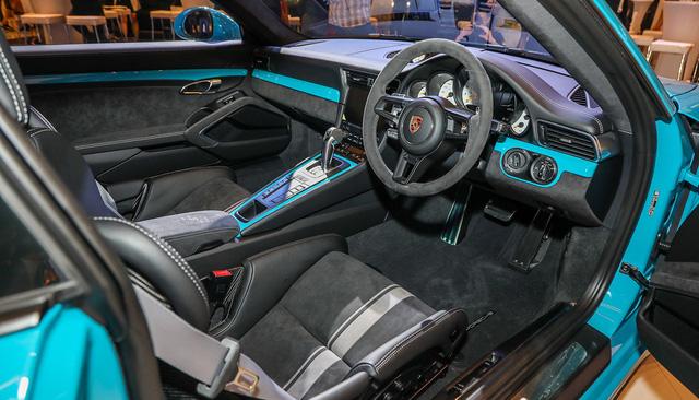 Porsche 911 GT3 2018 ra mắt Đông Nam Á, giá hơn 400.000 USD - Ảnh 6.