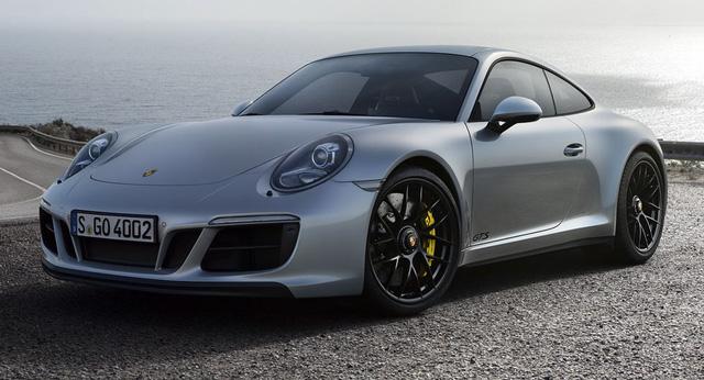 Porsche 911 GTS 2017 tăng thêm 20 mã lực, giá từ 3 tỷ Đồng - Ảnh 8.