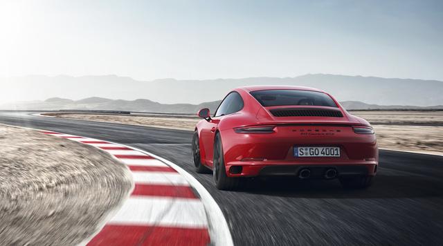 Porsche 911 GTS 2017 tăng thêm 20 mã lực, giá từ 3 tỷ Đồng - Ảnh 11.