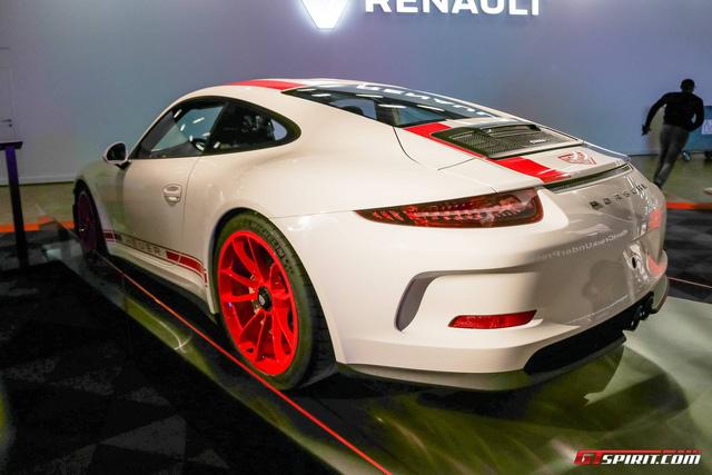 Làm quen với Porsche 911 R phiên bản đồng hồ TAG Heuer - Ảnh 6.
