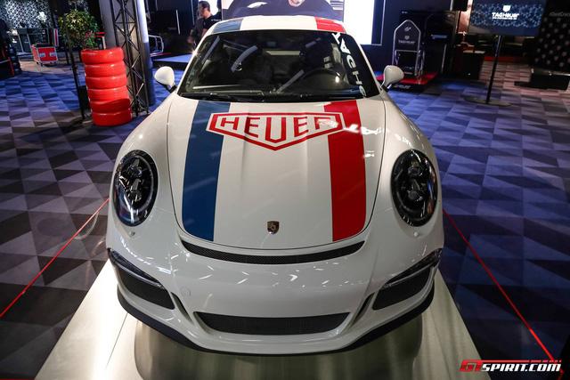 Làm quen với Porsche 911 R phiên bản đồng hồ TAG Heuer - Ảnh 3.