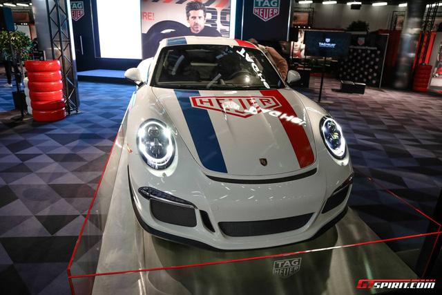 Làm quen với Porsche 911 R phiên bản đồng hồ TAG Heuer - Ảnh 11.