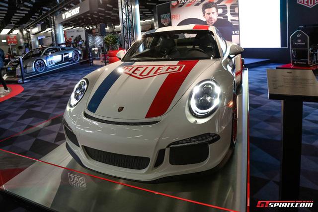 Làm quen với Porsche 911 R phiên bản đồng hồ TAG Heuer - Ảnh 2.