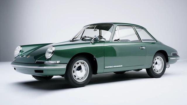 Ngắm nhìn 5 mẫu xe concept đẹp nhất của Porsche - Ảnh 6.