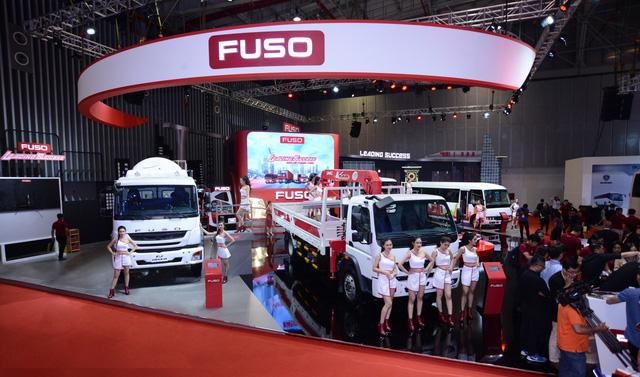 Fuso – Những gã khổng lồ khác biệt tại VMS 2017 - Ảnh 1.