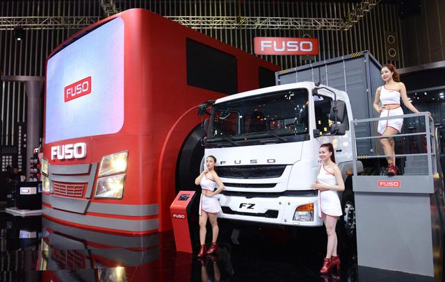 Rời Mercedes-Benz Việt Nam, xe tải FUSO sắp về THACO - Ảnh 1.
