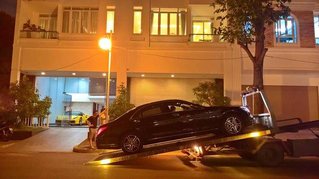 Cường Đô-la tậu thêm xe sang Mercedes-Benz S400 trị giá 3,8 tỷ Đồng - Ảnh 1.