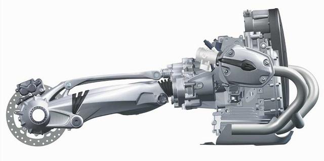 Trục các-đăng, xích và dây curoa: Đâu là lựa chọn tối ưu cho môtô - Ảnh 3.