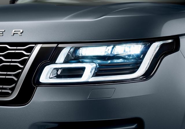 Ra mắt Range Rover 2018 - xe off-road hạng sang với tiện nghi tiệm cận siêu sang - Ảnh 8.