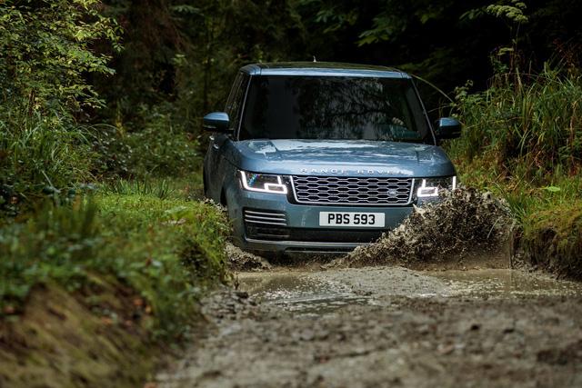 Ra mắt Range Rover 2018 - xe off-road hạng sang với tiện nghi tiệm cận siêu sang - Ảnh 19.