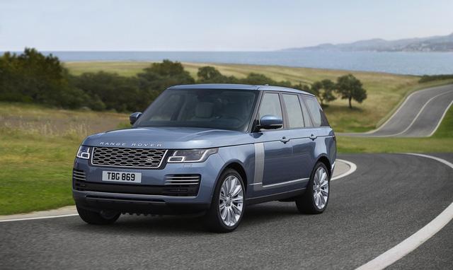 Ra mắt Range Rover 2018 - xe off-road hạng sang với tiện nghi tiệm cận siêu sang - Ảnh 2.