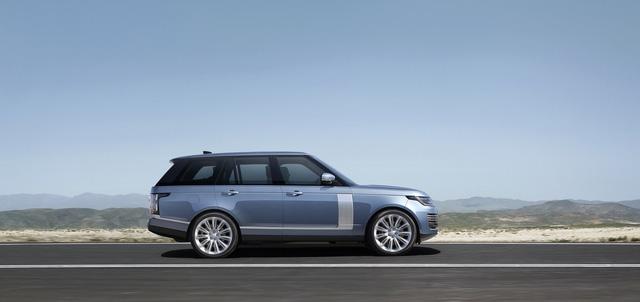 Ra mắt Range Rover 2018 - xe off-road hạng sang với tiện nghi tiệm cận siêu sang - Ảnh 5.