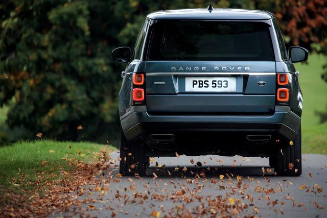 Ra mắt Range Rover 2018 - xe off-road hạng sang với tiện nghi tiệm cận siêu sang - Ảnh 4.