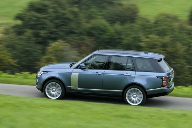 Ra mắt Range Rover 2018 - xe off-road hạng sang với tiện nghi tiệm cận siêu sang - Ảnh 18.