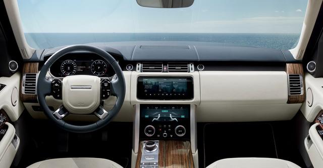 Ra mắt Range Rover 2018 - xe off-road hạng sang với tiện nghi tiệm cận siêu sang - Ảnh 10.