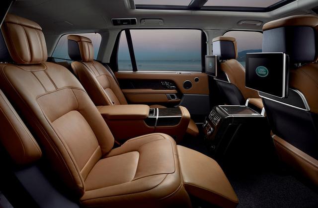 Ra mắt Range Rover 2018 - xe off-road hạng sang với tiện nghi tiệm cận siêu sang - Ảnh 13.