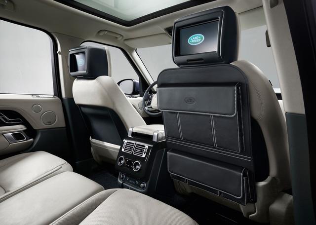 Ra mắt Range Rover 2018 - xe off-road hạng sang với tiện nghi tiệm cận siêu sang - Ảnh 14.
